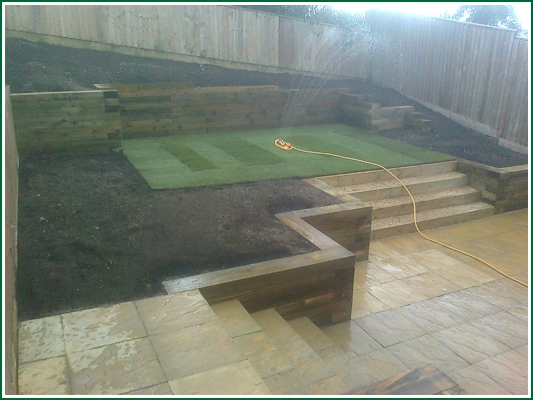 Landscapers In Marlborough Wiltshire Including Driveways